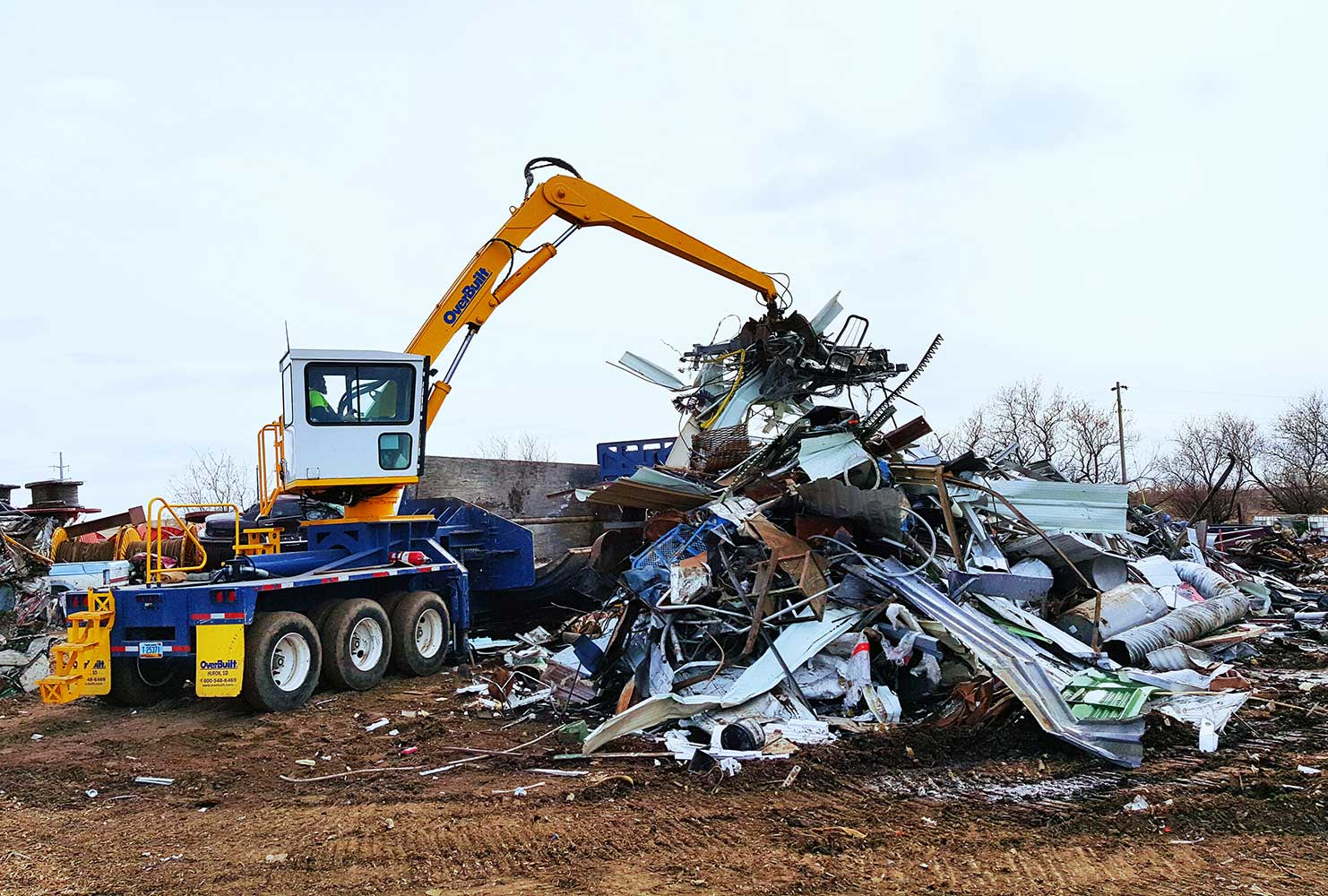Scrap Metal Williston